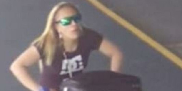 Police have released this image of the suspected thief. Photo / Victoria Police