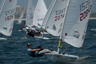 Auckland sailor Scott Leith will be a warm favourite for the 45-54 age group at the World Masters Games.
