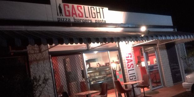 The Gaslight takeaway store took to Facebook to announce it would not be open. Photo / Facebook