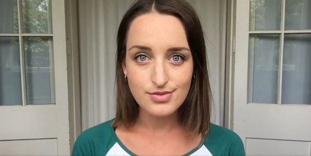 Loading Hana Botha did not expect so much attention from her Facebook video about correct pronunciation of  Maori place names. Photo/Facebook