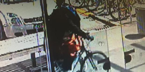 The cyclist was last seen travelling along Totara Street. Photo / Supplied via Police