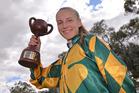 Jockey Anna Jordsjo. Photo / Getty