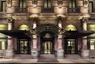Luxury Collection Hotel Excelsior Gallia, Milan.