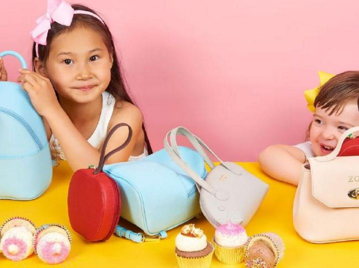 An experimental children's range called Mini TDE sold out in just six days. Photo / news.com.au