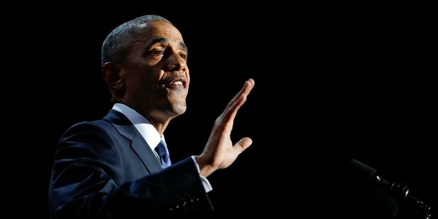 Loading Barack Obama reduced the sentences of another 330 federal inmates - more commutations in a single day than any other president. Photo / AP