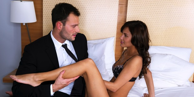 Men and women are evolutionarily wired to want different things from sex. Photo / Getty Images