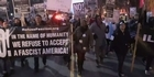 Watch: Watch: DC Protesters Call Trump 'Illegitimate'