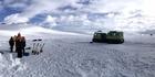 Watch: Watch: Icebreaker CEO Jeremy Moon on visit to Scott Base