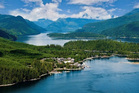 Sonora Resort in British Columbia. Photo / Sophia Cheng