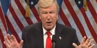Alec Baldwin's depiction of Trump has drawn the President Elect's wrath - once again.