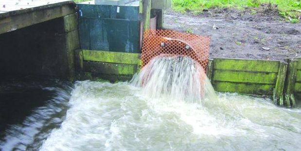 Christchurch City Council will apply for a new resource consent to discharge untreated wastewater into waterways during high rainfall. Photo / Star Media