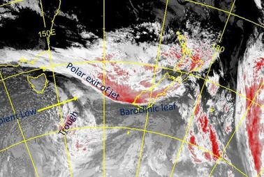Almost half a metre of rain is predicted to fall in parts of the South Island over the next two days as torrential rain, thunderstorms and powerful winds are forecast to hit. Photo / MetService