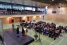 The opening of ACG's new sports complex. Photo/John Borren
