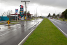 Te Ngae Rd near where a police officer was seriously assaulted on Thursday night. Photo/file