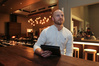 Black Barn Bistro owner Henry Gordon is pleased with the results of recent renovations.