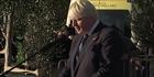 Watch: Boris Johnson unveils UK War Memorial in Wellington