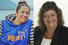 Wendy Campbell (right), property manager for Northland Real Estate and her daughter Natanya were both shot dead. Photos / Linkedin, Supplied