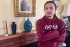 Mark Anthony Pacifico, 35, graduated with a diploma in IT level 7, but had his application for post-study work visa turned down at Immigration NZ's Auckland Central office. Photo: Lincoln Tan