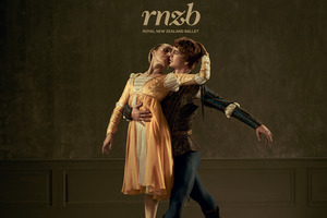 Win tickets to the Royal New Zealand Ballet's Romeo and Juliet