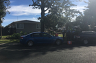 The 3-year-old was injured in a driveway accident. Photo / Brittany Keogh