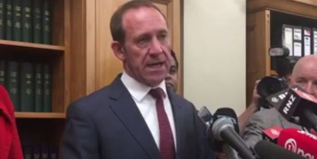 New Zealand opposition leader quits seven weeks before election