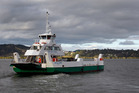 The Hokianga Harbour car ferry Kohu Ra Tuarua will be out of action for 12 days starting later this month. Photo / File