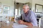Silver Fern Farms Farmer of the Year winner 2017, Paul Renton, was found dead on Wednesday. Photo File