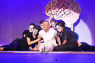 Whangarei Boys' High School's Alzheimer's themed performance won a Ministry of Education award for concept. Photo/Supplied