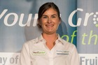 Erin Atkinson is representing the Bay in a horticulture competition. Photo supplied