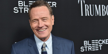 Actor Bryan Cranston. Photo / Getty