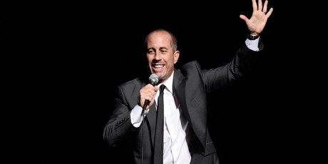Comedian Jerry Seinfeld. Photo / Getty