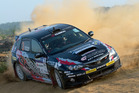 Mike Young returns to the Asia Pacific Rally Championship in Malaysia this weekend. Photo / Supplied