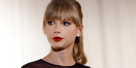 Singer Taylor Swift. Photo / AP