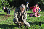 Green MP David Clendon is passionate about the environment, and has never minded getting his hands dirty.
