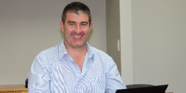 Andrew Curtis CEO of IrrigationNZ