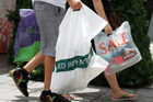 Retail spending on credit and debit cards dropped 0.5 per cent in July. Photo / File