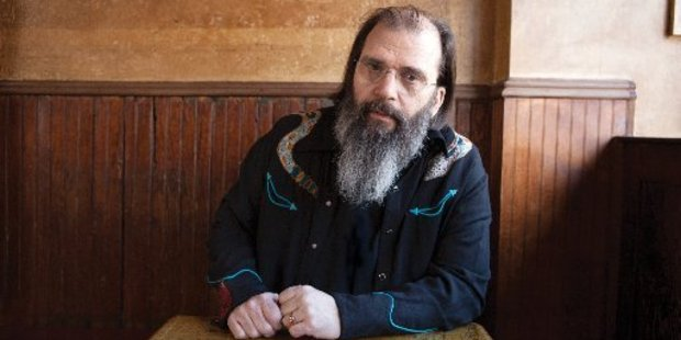Steve Earle is the man behind the classic Copperhead Row.