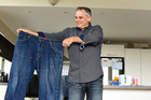 Tauranga man Martyn Cleary has become a poster boy for Jenny Craig after losing more than 20kg, and wants to inspire other men to consider doing the same. Photo/George Novak