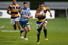 Steamers outside back Isaac Te Aute races away for a try during a game against Northland last season. Photo/File