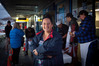 Tania Lewis-Rickard, who directs food charity Kai Aroha, says she is seeing a lot more homeless women turning up every Friday night at her two locations to get fed. Photo/File