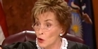 Watch: Judge Judy lets dog decide for her