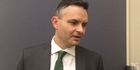 Watch: Green Party Leader James Shaw on poll results