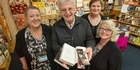 Watch: Book signing as part of a romance writing convention in Rotorua