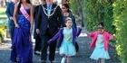 Watch: Miss Universe NZ parade in Napier.