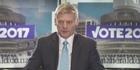 Watch: Bill English's full job interview
