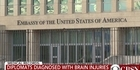 Watch: US diplomats in Cuba suffer brain injury from 'sonic attack'