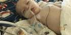 Watch: Desperate fight to save 1 year old boy