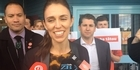 Watch: Jacinda Ardern comments on Peter Dunne