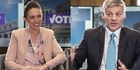 Watch: Quickfire questions with Jacinda and Bill