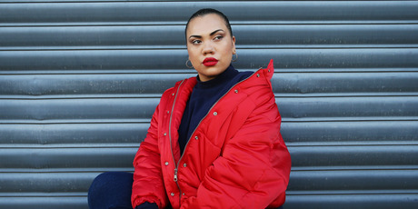 Parris Goebel revealed she wouldn't be where she is today if she hadn't made friends along the way. Photo / Doug Sherring